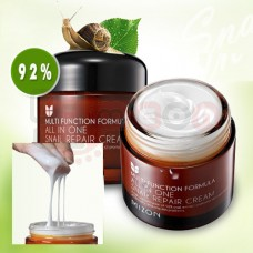 Mizon All In One Snail Repair - kortsuvastane teolimakreem