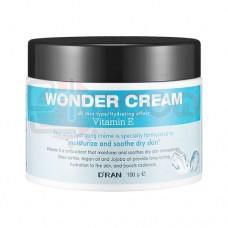 D'RAN Vitamin E Wonder Cream - niisutav näokreem E-vitamiiniga