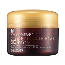 Mizon Good Night Wrinkle Care Sleeping Mask - öine kortsudevastane mask