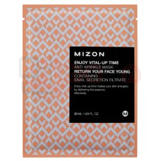 MIZON Enjoy Vital-Up Time [Anti-wrinkle] - kortsuvastane kangast näomask