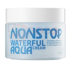 Mizon Nonstop Waterful Aqua Cream - sügavniisutav näokreem