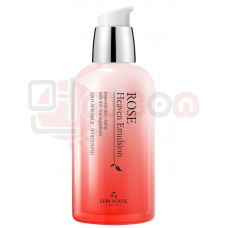 The Skin House Rose Heaven Emulsion - vananemisvastane emulsioon roosiõliga