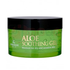 The Skin House Aloe Soothing Gel - 90% aaloe geel