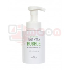 The Skin House Aloe Vera Bubble Foam Cleanser - aaloega näopeuvaht