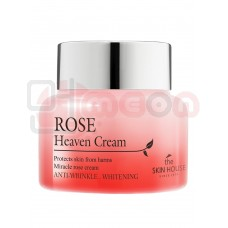 The Skin House Rose Heaven Cream - vananemisvastane näokreem roosiõliga