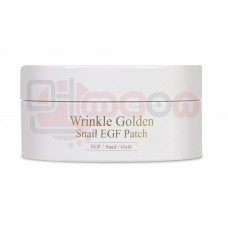 THE SKIN HOUSE GOLDEN SNAIL EGF PATCH – SILMAPADJAKESED TEOLIMA JA KULLAGA