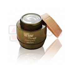Öine näomask Holika Holika Wine Therapy Sleeping Mask (White Wine)