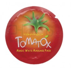 TONY MOLY Tomatox Magic White Massage Pack - tester