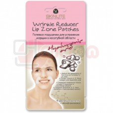 Skinlite Wrinkle Reducer Lip Zone Patches (4pcs) for 2 uses - suuümbruse kortse vähendav mask