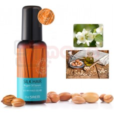 THESAEM Silk Hair Argan Oil Serum - argaaniaõli seerum juustele